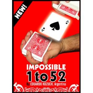 IMPOSSIBLE 1 to 52 (EDUARDO KOZUCH)