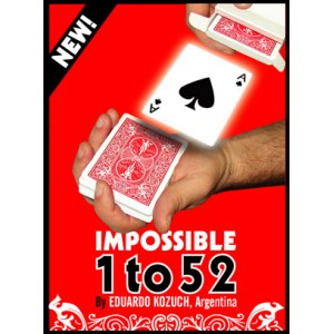 IMPOSSIBLE 1 to 52 (EDUARDO KOZUCH)