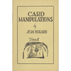 CARD MANIPULATIONS Volume 5 (JEAN HUGARD)