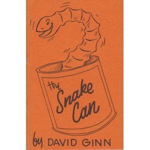 THE SNAKE CAN (DAVID GINN)