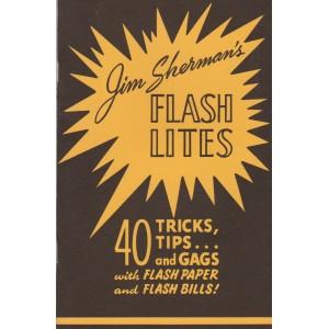 FLASH LITES (JIM SHERMAN)