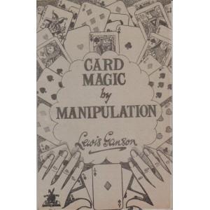 CARD MAGIC BY MANIPULATION (LEWIS GANSON)