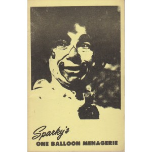 ONE BALLON MENAGERIE BY SPARKY