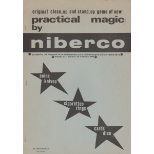 PRACTICAL MAGIC BY NIBERCO