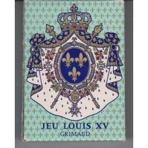 """CARTES """"JEU LOUIS XV"""""""