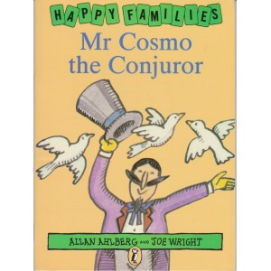 Mr Cosmo the Conjuror by ALLAN AHLBERG