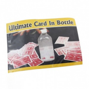 ULTIMATE CARD IN BOTTLE TRICK