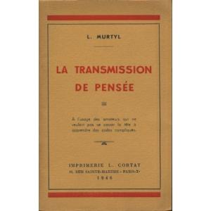 LA TRANSMISSION DE PENSEE