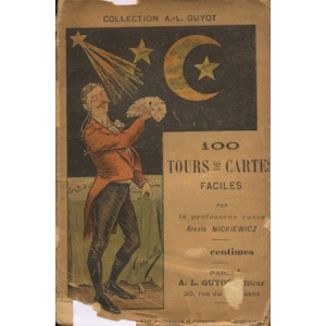 100 TOURS DE CARTES FACILES