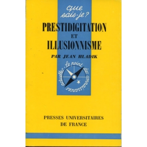 PRESTIDIGITATION ET ILLUSIONNISME