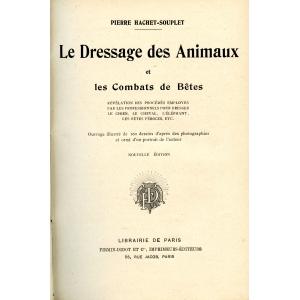 LE DRESSAGE DES ANIMAUX